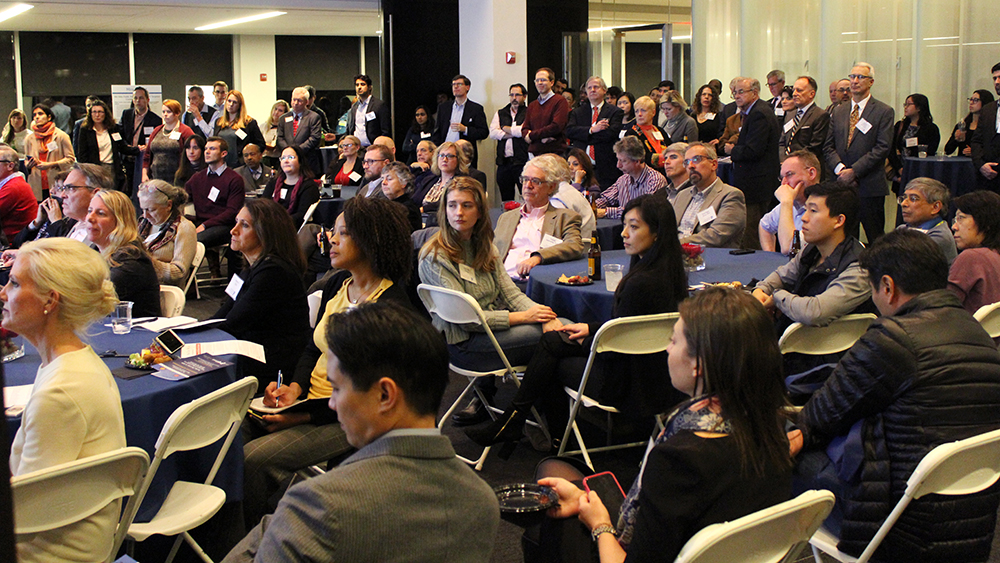 Crowd at the Celebration of Innovation