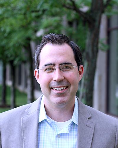 Mike Dishowitz, PhD headshot