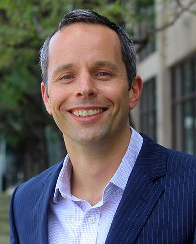 Benjamin Dibling, Ph.D. headshot
