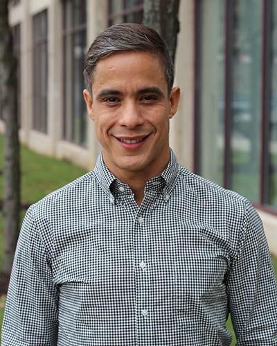 Hector Galarza headshot