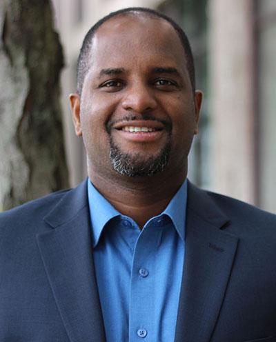 Jeffrey James, Ph.D. CLP headshot