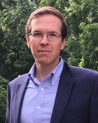 James W. Bowen, Ph.D. headshot