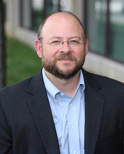 John S. Swartley, Ph.D. headshot
