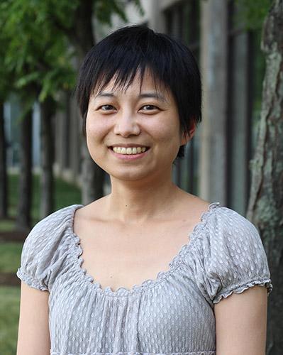 Man Liang, Ph.D. headshot