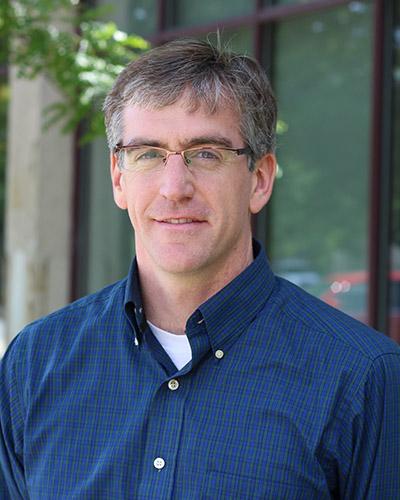 Mark Engleka, Ph.D. headshot