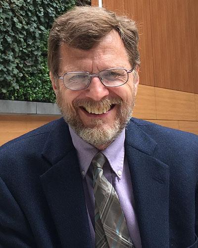 Robert Eugene Hormann headshot