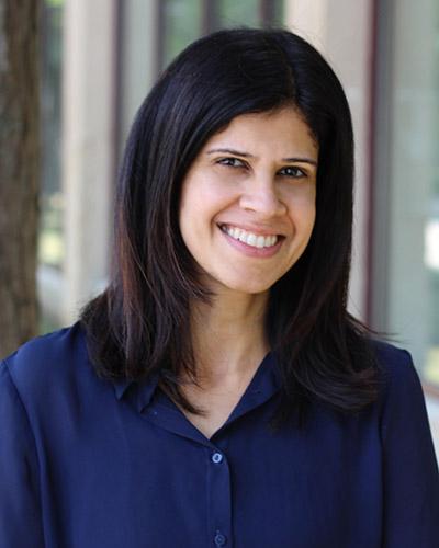Shilpa Bhansali, Ph.D. headshot