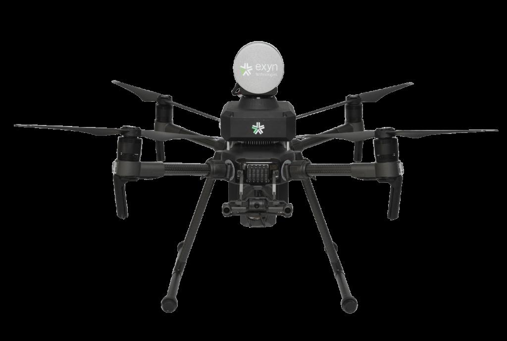 Exyn Drone